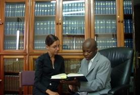 Volunteer Law & Human Rights