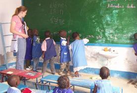 Volunteer Senegal